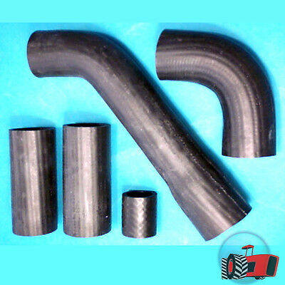 HSK5910 Radiator Hose Kit Massey Ferguson MF 65 Tractor w Perkins 192 203 Engine