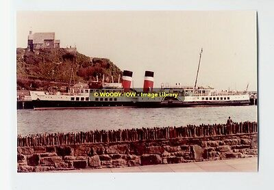 rp5337 - Paddle Steamer Waverley at Ilfracombe - photo