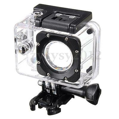 Waterproof Case Dive Housing For SJ4000 Sport Camera DV Protective Cover Box UK