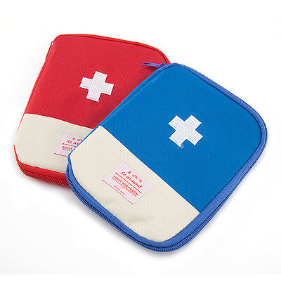Kit Trousse Secours Sac Urgence Premiers Soins Aide Pr Camping Sport Voyage NF