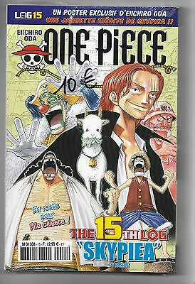 "Manga One Piece   Log 15  ""skypiea"" Partie 1"