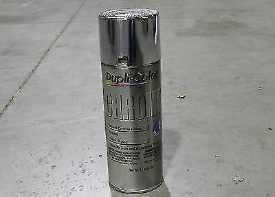 Dupli-Color Premium Instant Chrome Spray Paint CS101