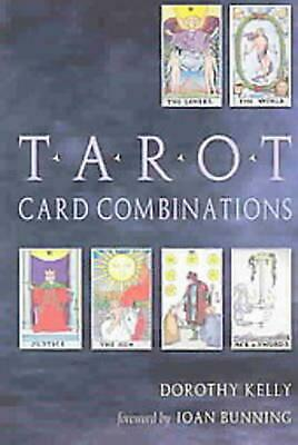 Tarot Card Combinations by Dorothy Kelly (English) Paperback Book Free Shipping!