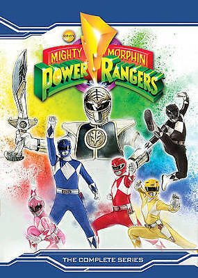 Mighty Morphin Power Rangers ~ The Complete Series ~ BRAND NEW 19-DISC DVD SET