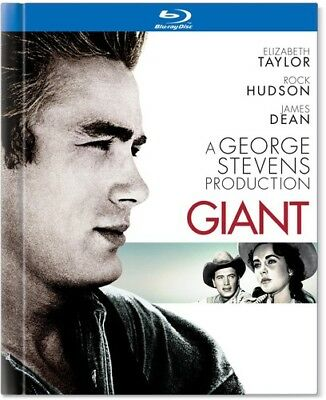 Giant [New Blu-ray] Restored, 3 Pack, Digibook Packaging