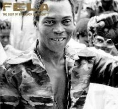 Fela Kuti - The Best Of The Black President 2 (NEW 2CD)