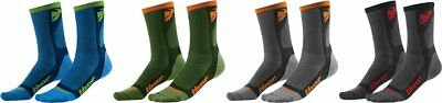 Thor Mens Dual Sport CoolMax Motocross Offroad Motorsports Riding Socks