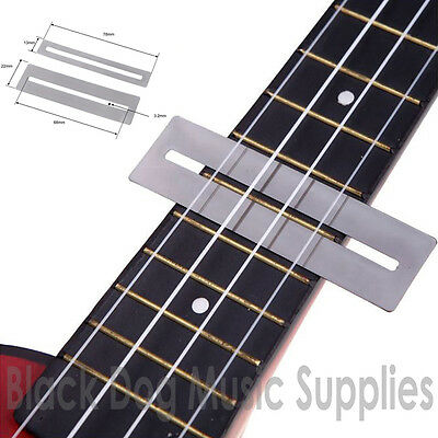 Pair of flexible guitar Fret board Fingerboard guard / protector, guards