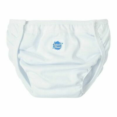 Splash About Cotton Nappy Wrap for use with Happy Nappy DOUBLE LAYER SWIM LINER