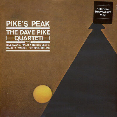 Dave Pike Quartet - Pike's Peak (Vinyl LP - 1962 - EU - Reissue)