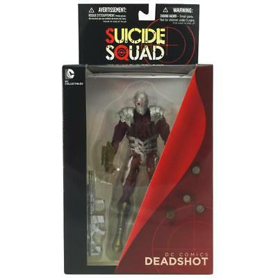 Dc Comics Suicide Squad Deadshot New 52 Action Figure