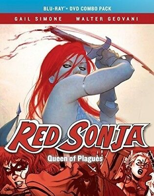 Red Sonja: Queen Of Plagues [New Blu-ray] 2 Pack, Widescreen