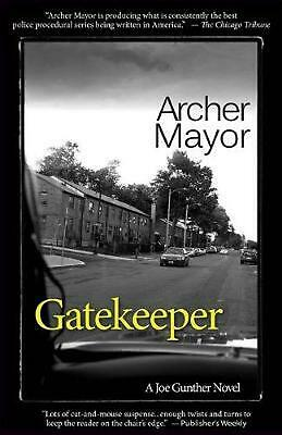 NEW Gatekeeper by Archer Mayor Paperback Book (English) Free Shipping