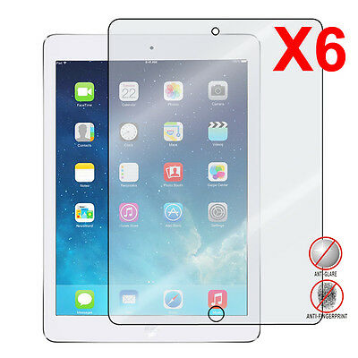 Apple iPad Mini 2 with Retina Display 2nd Premium Matte Screen Protector-6 Pack