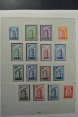 Lot 26013 Collection stamps of Europa Cept 1956-2000.
