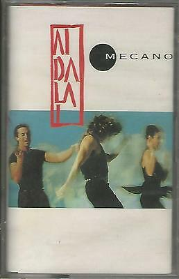 "MECANO ""Aidalai"" MC new sealed RARISSIMA !!!!!"