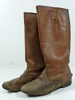 Pair of WWII Japanese Army Enlisted Cavalry Boots