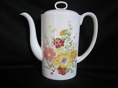 Wedgwood -SUMMER BOUQUET - Coffee Pot