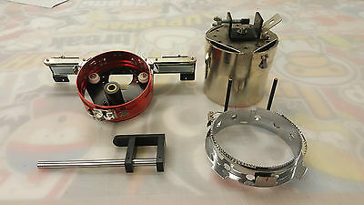 Melco Cap Embroidery Frame Driver Kit - Hat Part Amaya Machine With Hoop & Mount