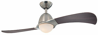 "Westinghouse 7216100 Solana Two Light 48"" Two-Blade Indoor Ceiling Fan"