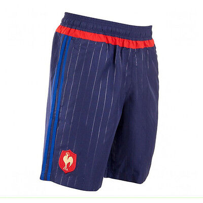 adidas Mens France Woven Rugby Shorts - All Sizes Available rrp£30
