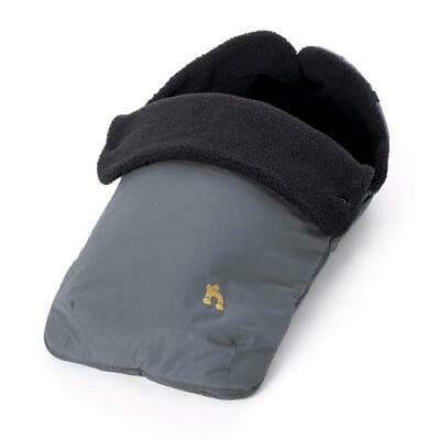 Out n About Nipper Footmuff Cosytoes (Steel Grey) Wide Universal Fitting