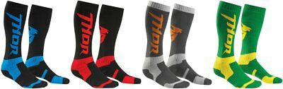 Thor Mens MX Thick Moto Socks Pair