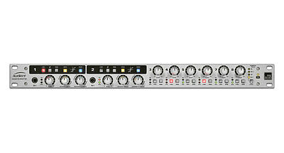 Audient ASP800 8 Channel Microphone Preamplifier and ADC w/HMX & IRON New