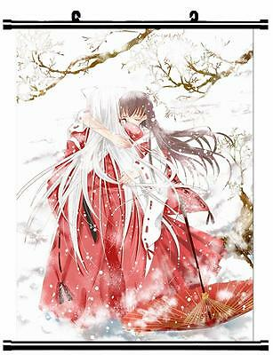 "Anime Inu Yasha Home Decor Poster Wall Scroll 23.6*35.4"" F91"