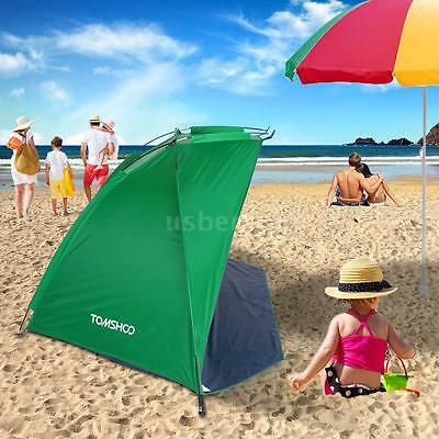 Portable Beach Tent Sun Shade Shelter Outdoor Hiking Travel Camp Napping Sz W7X0