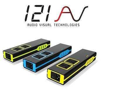 121AV 1.5m Power Extension Lead with 2 Socket & 4 USB Ports & Surge Protection