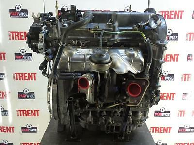 2005 HONDA ACCORD N22A1 2204cc Diesel Manual Engine with Pump Injectors & Turbo