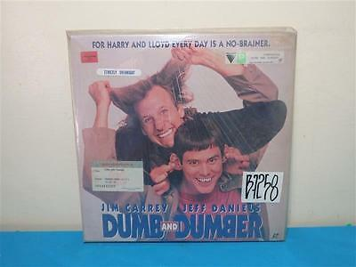 Jim Carey - Jeff Daniels DUMB AND DUMBER Laser Disc