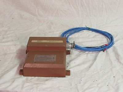 Used Micro Motion mass flow meter model D6