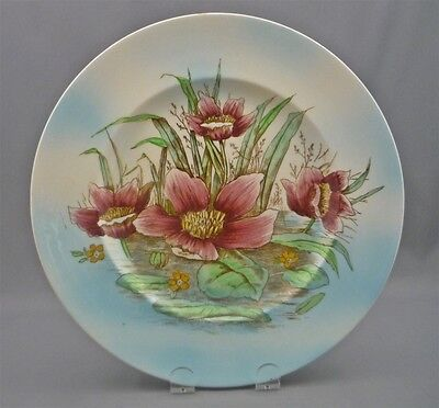 Beautiful CLARICE CLIFF Royal Staffordshire England  Fine China Dinner Plate