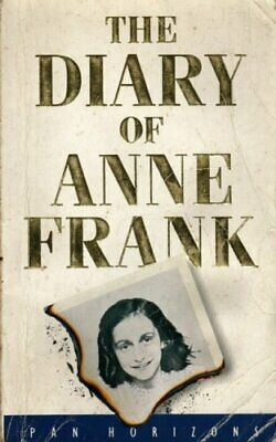The Diary Of Anne Frank, Anne Frank Paperback Book The Cheap Fast Free Post