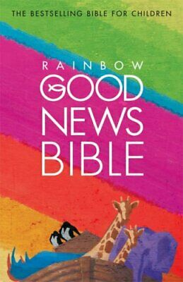 Rainbow Good News Bible: (GNB) by Collins UK Paperback Book The Cheap Fast Free