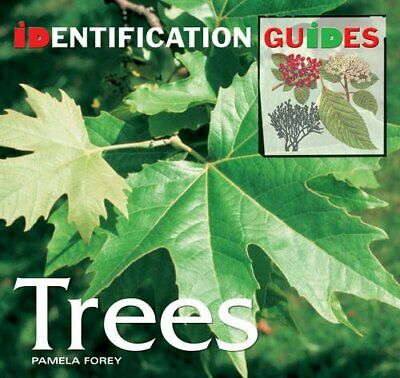 Trees: Identification Guide (Identification Guides) by Forey, Pamela Paperback