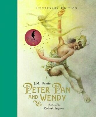 Peter Pan and Wendy (Templar Classics) (Templar Class... by J.M. Barrie Hardback