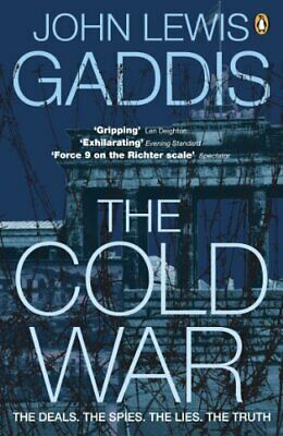 The Cold War by Gaddis, John Lewis Paperback Book The Cheap Fast Free Post