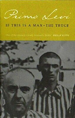 If This Is a Man / The Truce by Levi, Primo Paperback Book The Cheap Fast Free