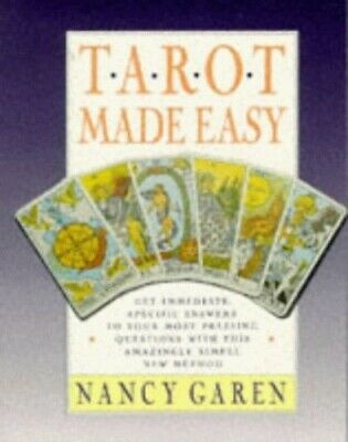 Tarot Made Easy: Get immediate, specific answers to... by Garen, Nancy Paperback