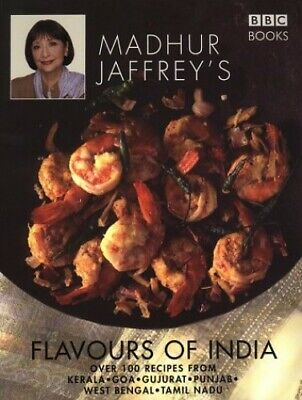 Flavours of India by Jaffrey, Madhur Paperback Book