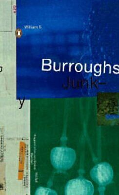 Junky (Essential Penguin), Burroughs, William S Paperback Book The Cheap Fast
