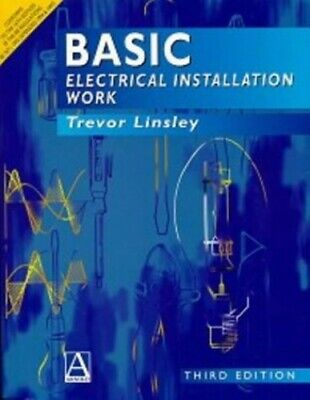 Basic Electrical Installation Work: NVQ Level II Paperback Book The Cheap Fast