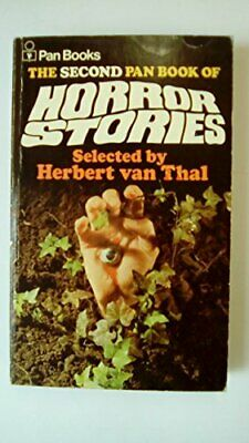 Pan Book of Horror Stories: Volume 2 Paperback Book The Cheap Fast Free Post