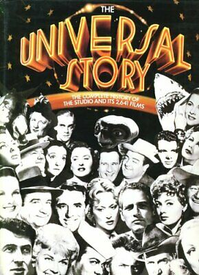 Universal Story by Hirschhorn, Clive Hardback Book The Cheap Fast Free Post