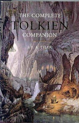 The Complete Tolkien Companion by E A Tyler, J Paperback Book The Cheap Fast