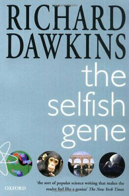 The Selfish Gene by Dawkins, Richard Paperback Book The Cheap Fast Free Post