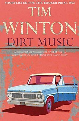 Dirt Music, Winton, Tim Paperback Book The Cheap Fast Free Post
